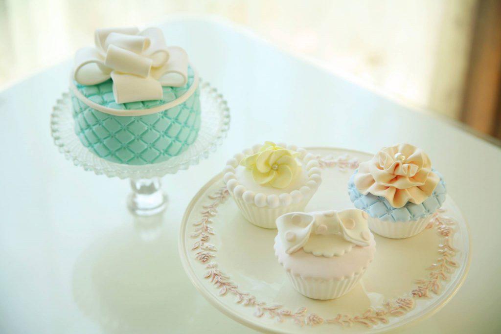 クレイカップケーキ2